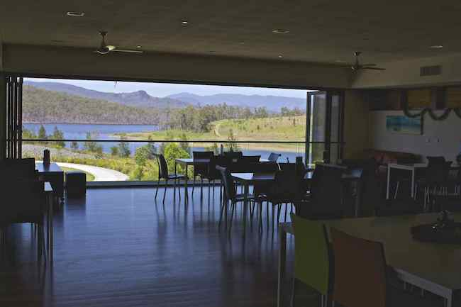 Hinze Dam View Cafe