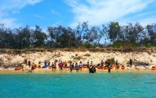Kayaking adventure Gold Coast