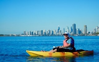 Kayaking Gold Coast