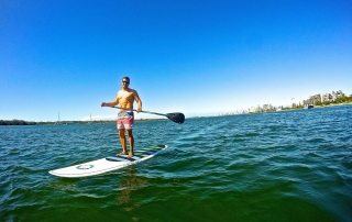 Paddle board Gold Coast