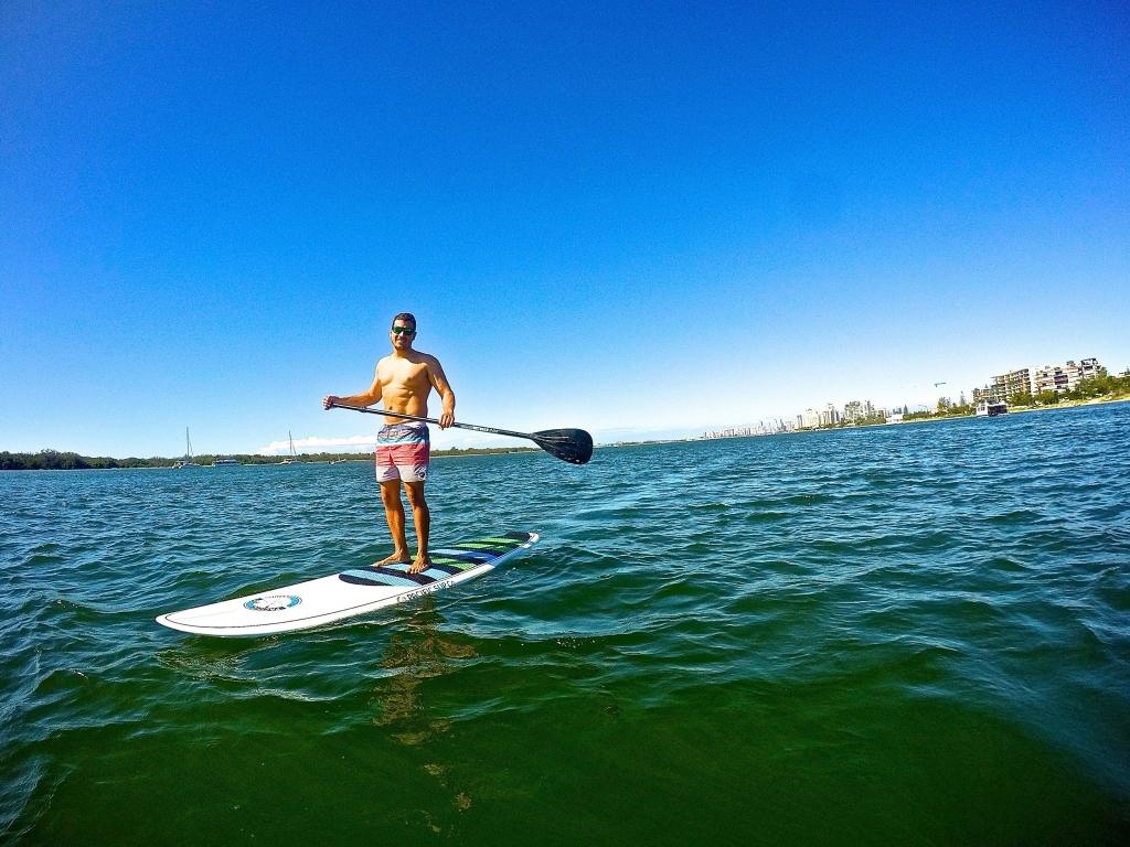 Paddle board Gold Coast
