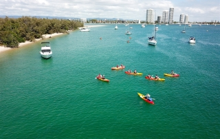 Paddlesports Gold Coast