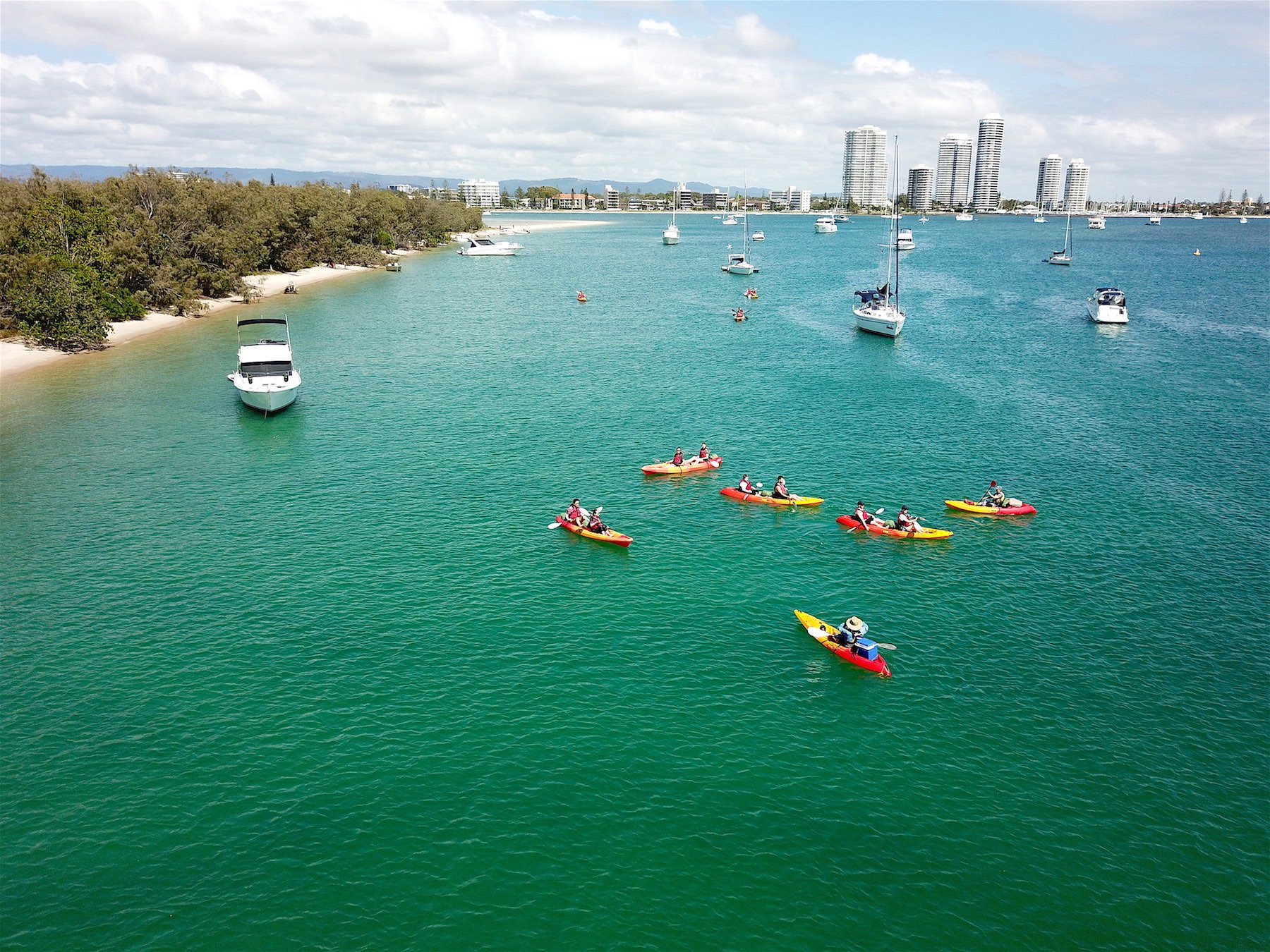 Kayaking-to-Chill-Out-Gold-Coast