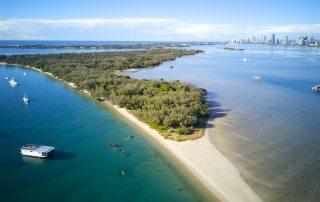 Kayaking adventures Gold Coast