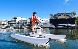 Water Bike Tours Surfers Paradise